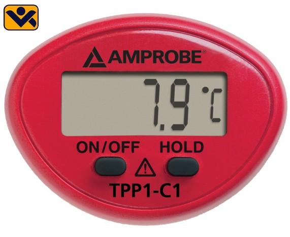 beha-amprobe-tpp1-c1 Mini-Taschenthermometer mit Einstechfühler 4460593