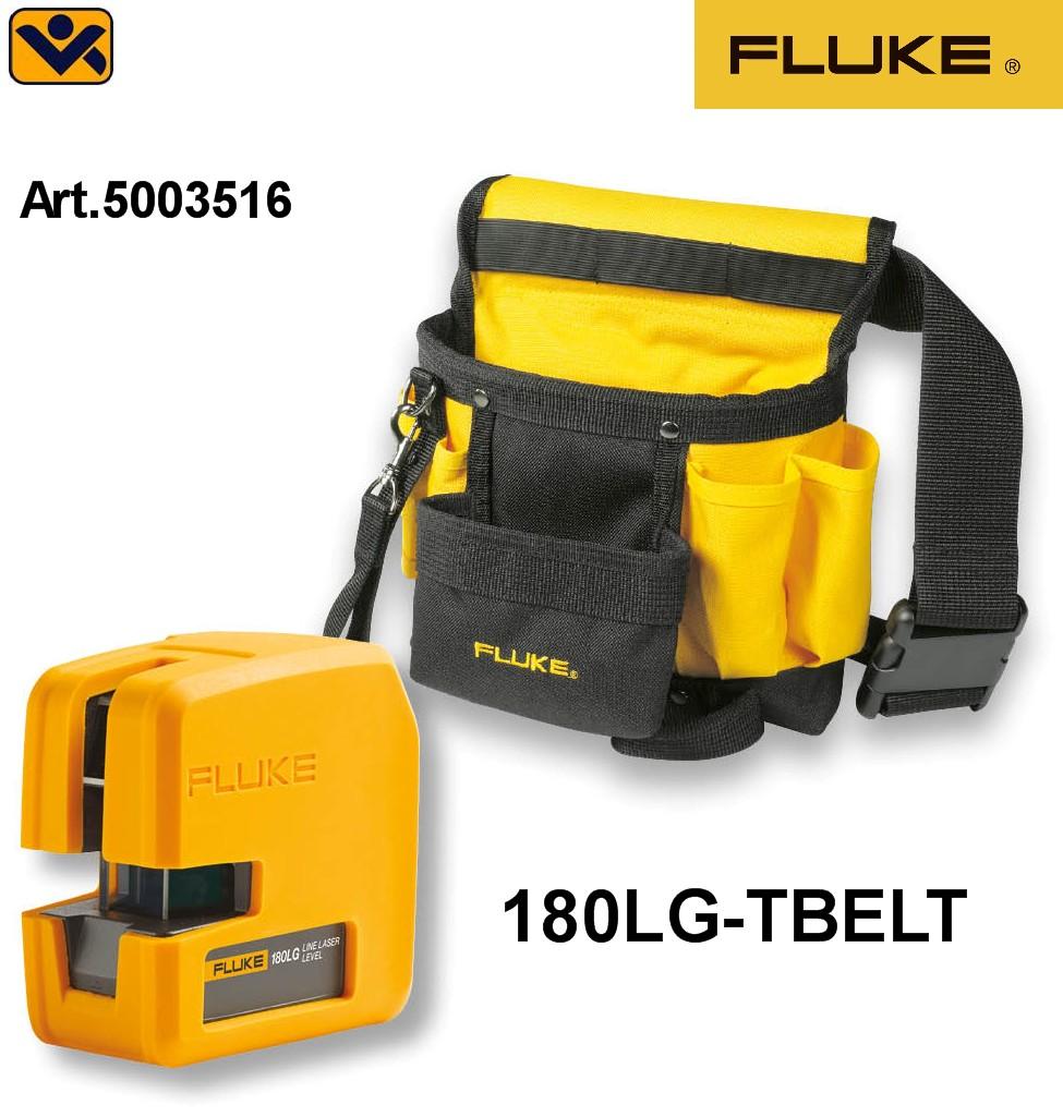 Fluke 180 LG_Gratis_Werkzeugguertel_180LG-TBELT_Artikelnr_ 5003516 _ iv-krause_Fluke_Kreuzlinien-Lasernivelliergeraet